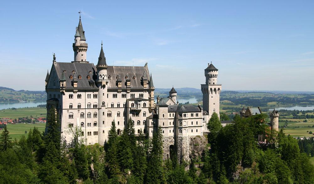 قلعه های قدیمی