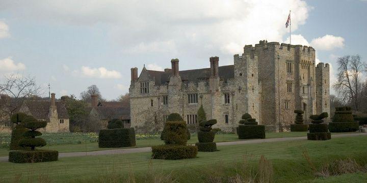 قلعه Hever