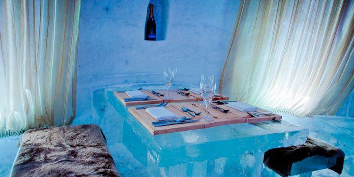 رستوران یخی پومری
