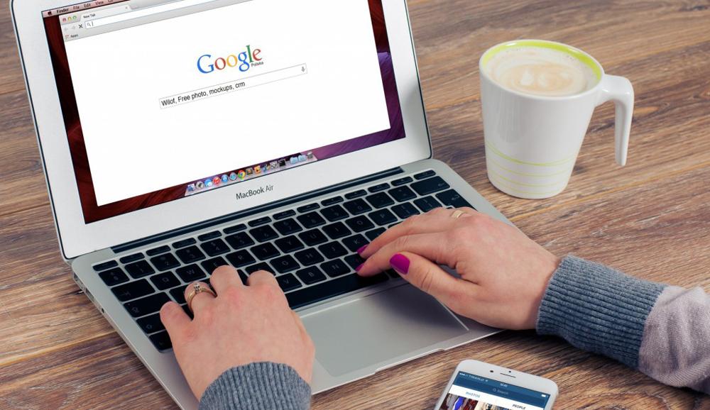 پاک کردن اطلاعات از گوگل