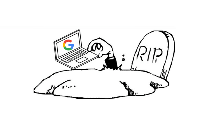 Delete-Google-After-Death