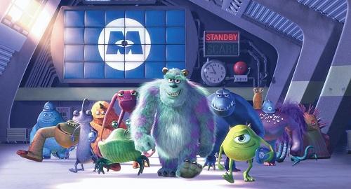 انیمیشن Monsters-Inc