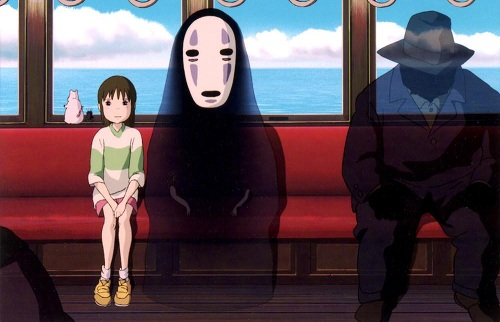 انیمیشن Spirited-Away