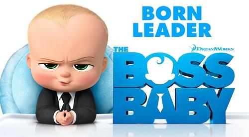 انیمیشن The-Boss-Baby