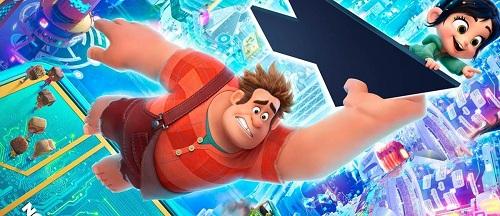 انیمیشن Wreck-It Ralph