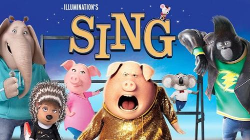 انیمیشن sing