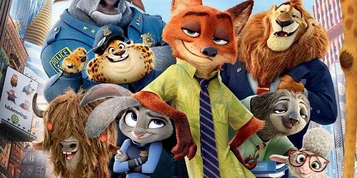 انیمیشن zoootpia