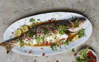 طبخ ماهیهای خزری