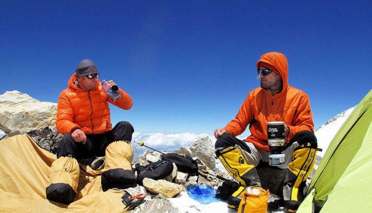 غذا برای کوهنوردی