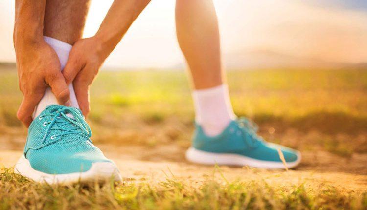درمان سنتی رگ به رگ شدن مچ پا