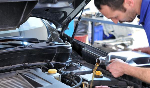 جلوگیری از روغن سوزی در ماشین