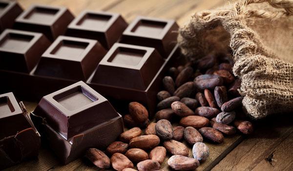 شکلات تلخ برای اسکن قلب
