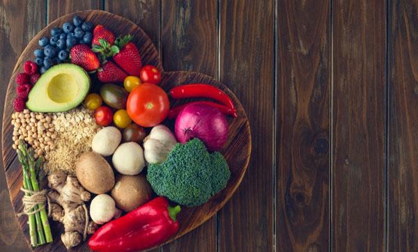 رژیم غذایی علت تپش قلب ناگهانی