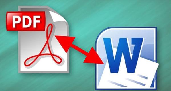 تبدیل فایل pdf به word