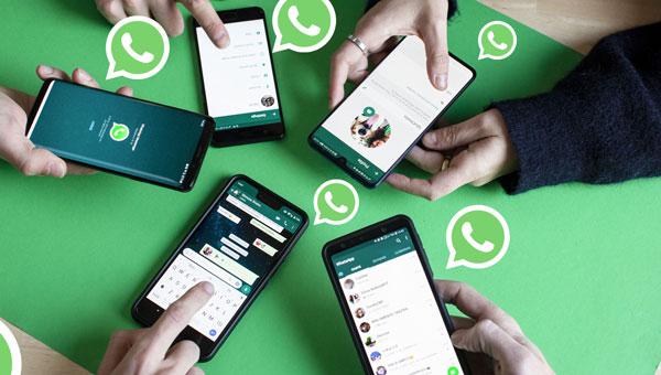 ارسال فیلم در واتساپ