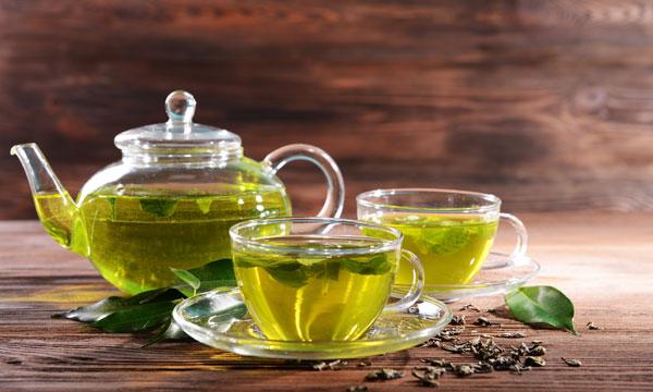 تاثیر چای سبز در کاهش وزن
