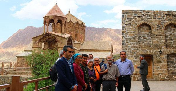 عوامل اصلی گردشگری در ایران