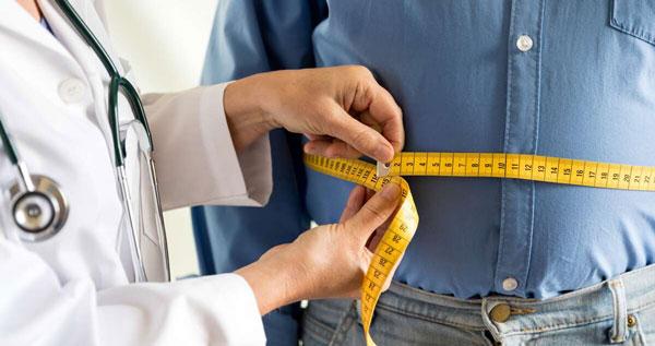 علت اضافه وزن افراد