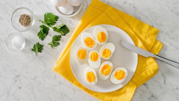 خوردن بیش از حد تخم مرغ