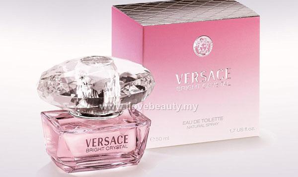 عطر versace bright crystal