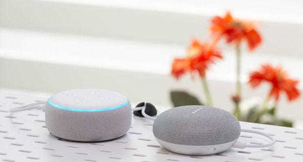 دستیار هوشمند گوگل و الکسا