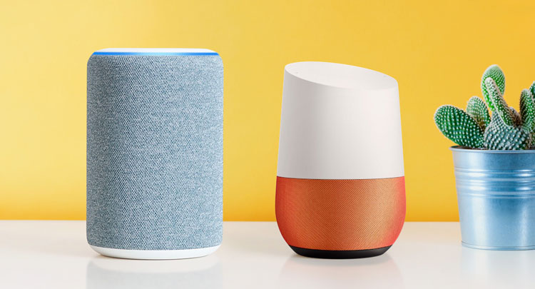 مقایسه گوگل و الکسا