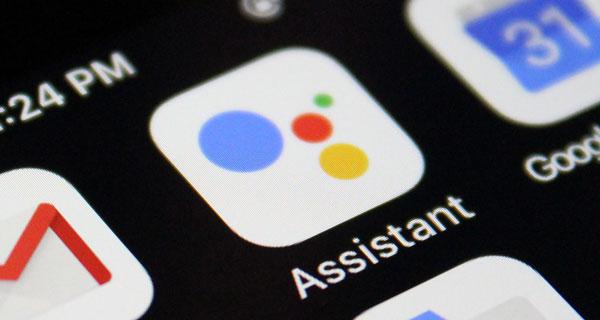 دستیار شخصی Google Assistant