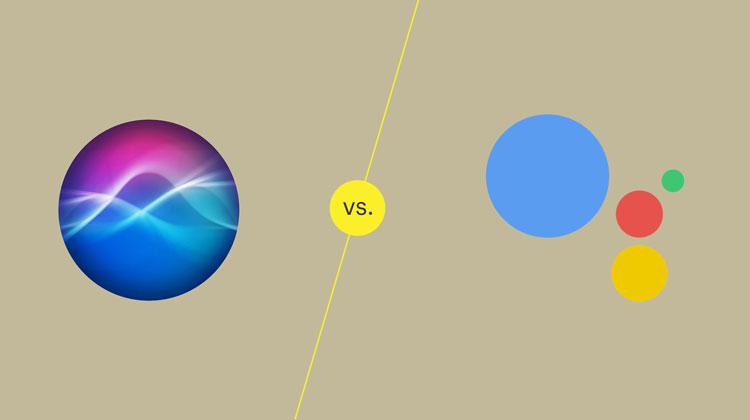 مقایسه سیری و گوگل اسیستنت